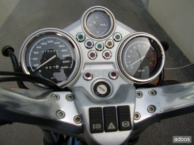 Cockpit R1100R