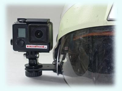 feuerwehrhelm schubert kamera montage sony gopro. Black Bedroom Furniture Sets. Home Design Ideas